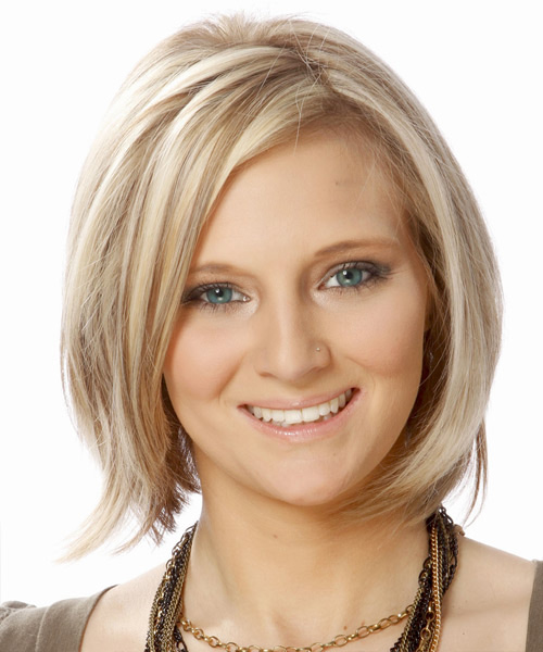 Good Looks With Medium Hairstyles For Fine Hair