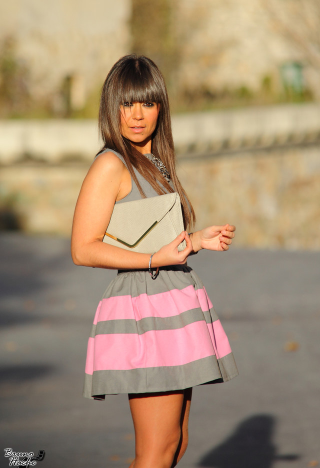 Stylish Combinations   Spring 2014 Fashion Trends