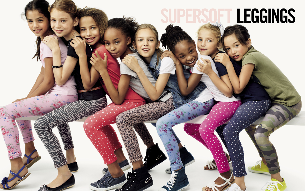 New Kids Collection by United Colors of Benetton Spring 2014