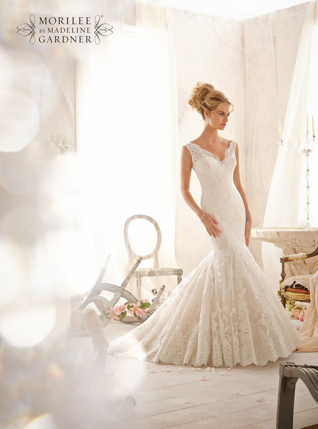 Mori Lee Bridal Collection For Spring 2014