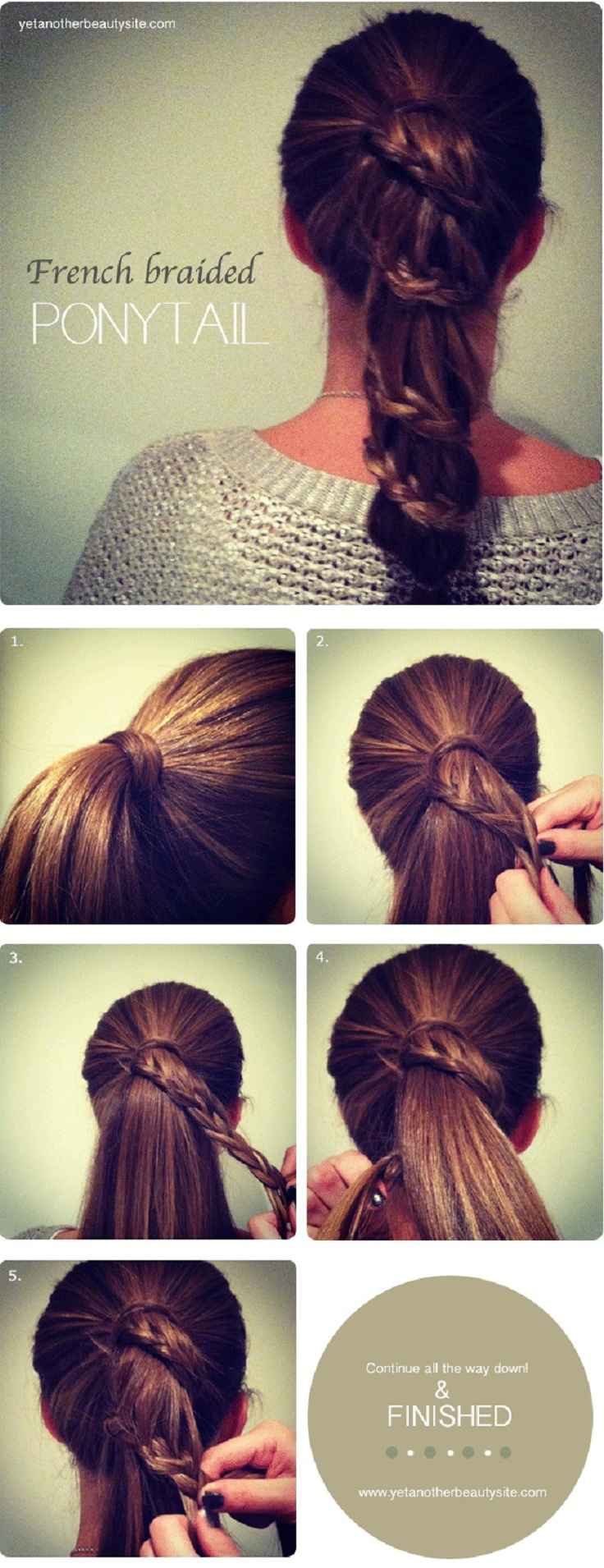 Brilliant 15 Cute And Easy Ponytails Short Hairstyles For Black Women Fulllsitofus