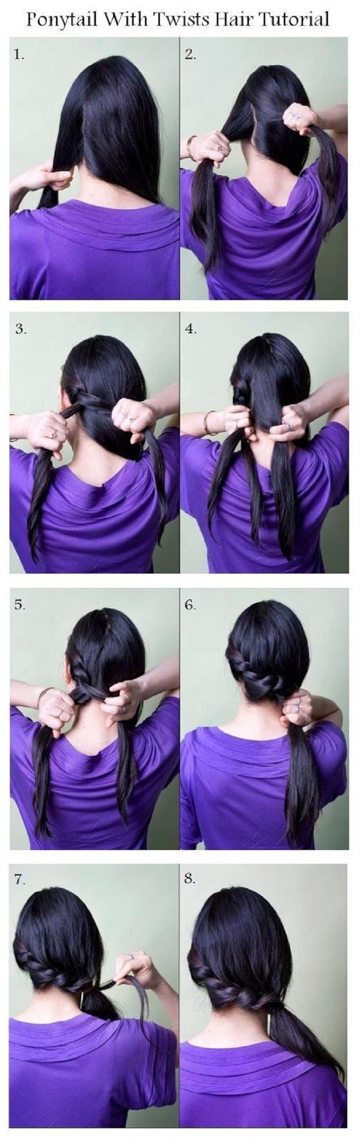 Prime 15 Cute And Easy Ponytails Short Hairstyles For Black Women Fulllsitofus