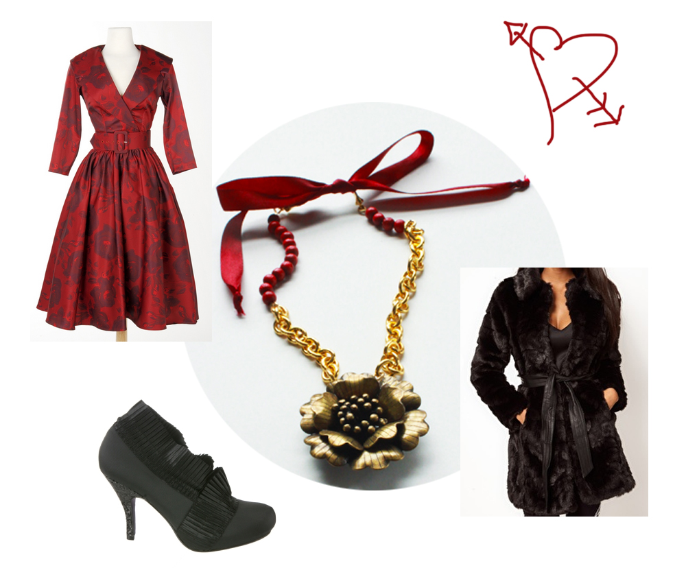 21 Valentine S Day Outfit Ideas