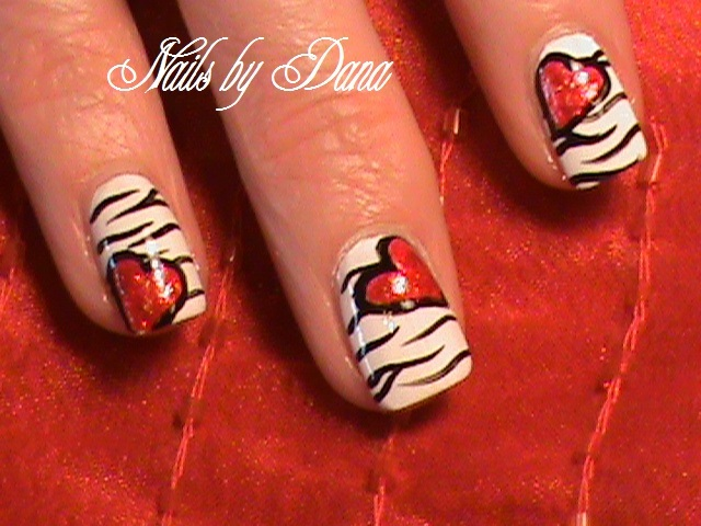 valentines-heart-nails