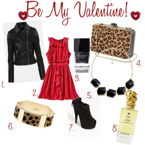 21 Valentine's Day Outfit Ideas