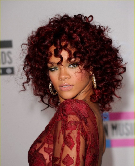 Image Via Yourhairstyleideas 22 Rihanna Hairstyles Pictures 2012 2013