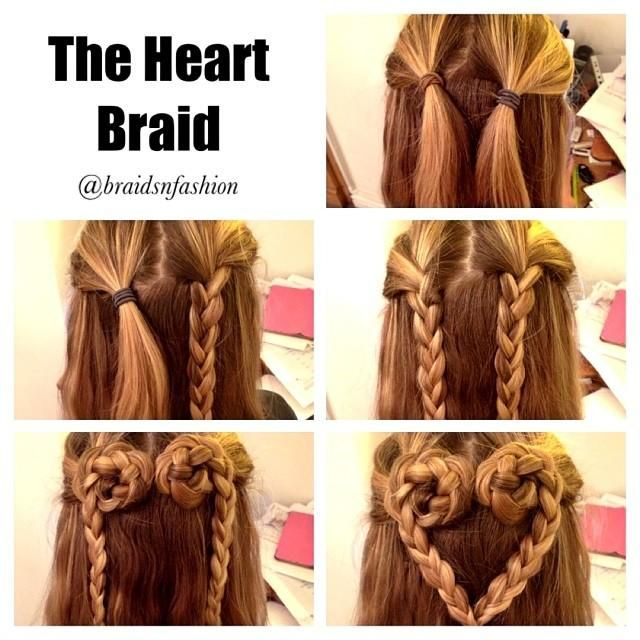 Step By Step Hairstyle Pictures