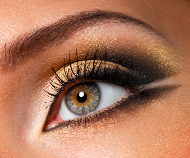 Makeup Tips for Brown Eyes and Tricks Smokey Eye Eyeliner ...