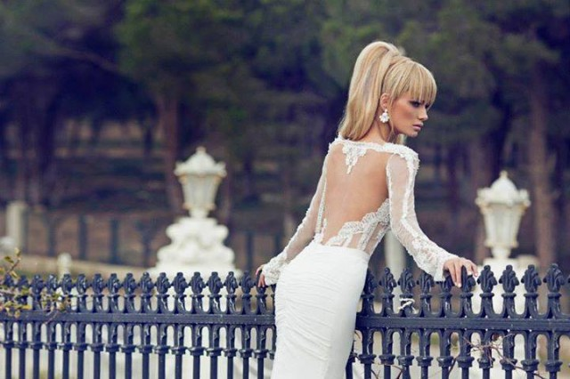 Stunning Bridal 2014 Collection by Dalia Manashrov