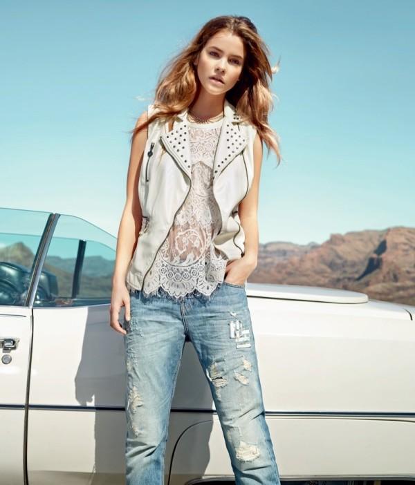 Denim-Babe-in-Twin-Set-Jeans-Spring-2014-Barbara-Palvin-2