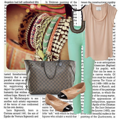 Fashion Combinations in Mint Green_10
