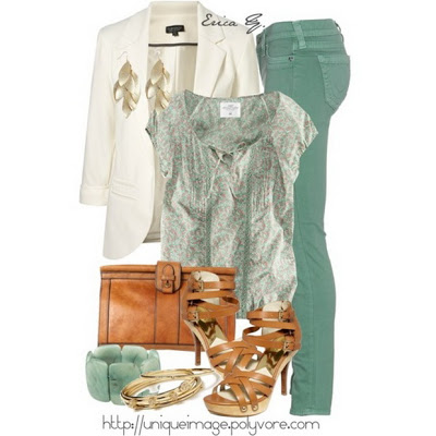 Fashion Combinations in Mint Green_3