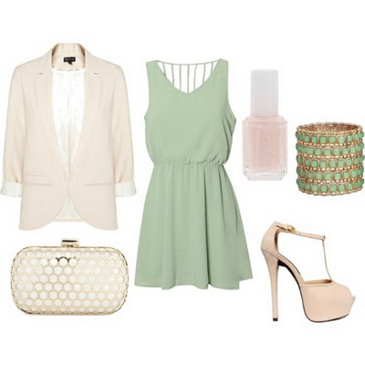 Fashion Combinations in Mint Green_5