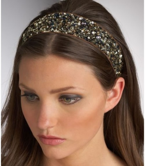 Great-hairstyles-with-wide-sparkling-headband