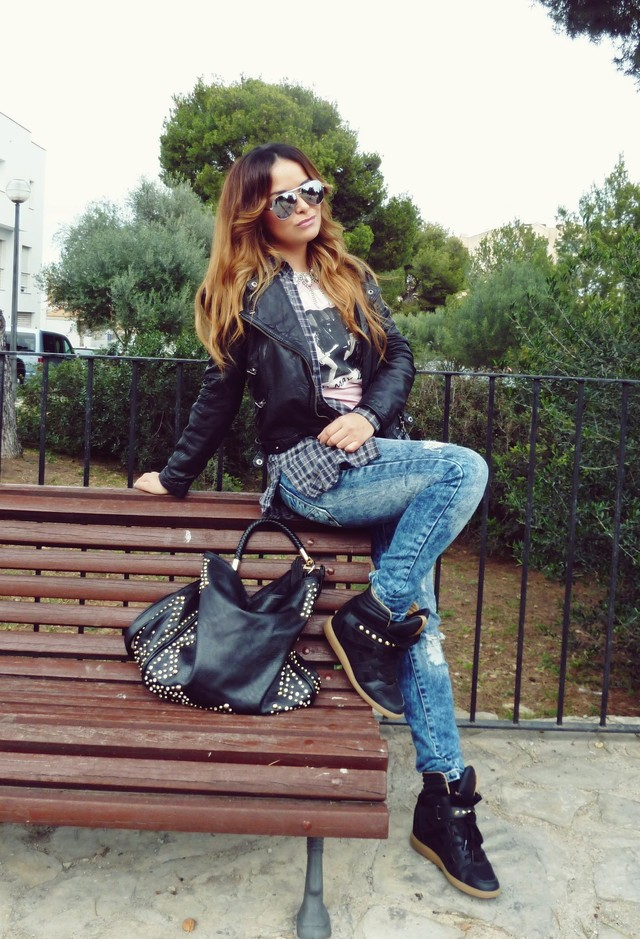 Wedge Sneakers Make Your Outfits Less Boring
