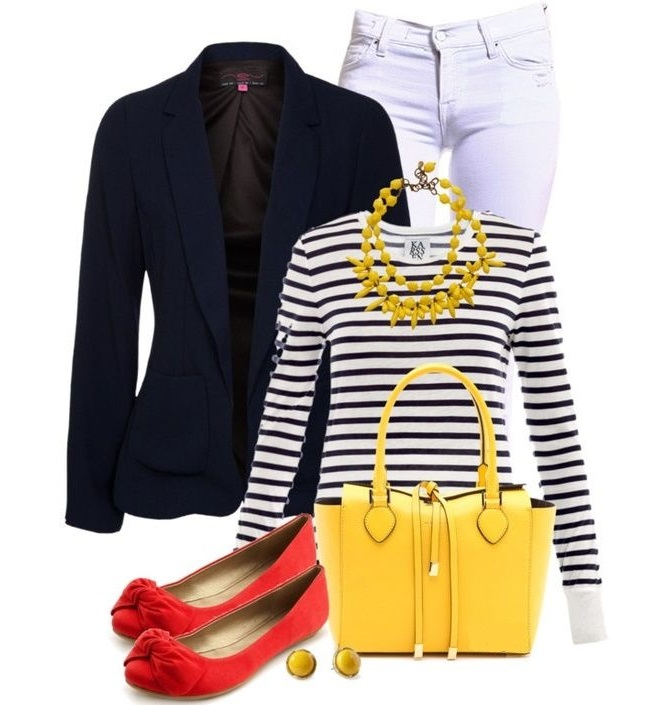 18 Casual Polyvore With Flats