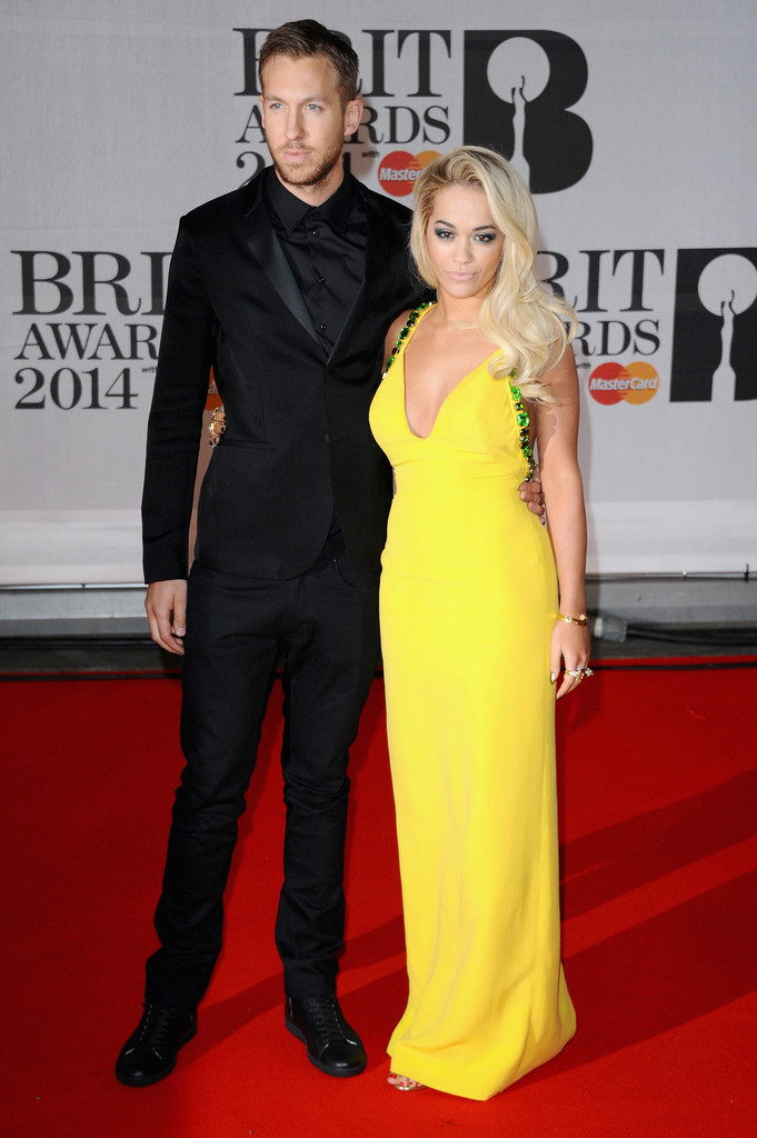 FASHION ON THE RED CARPET |The 2014 BRIT Awards