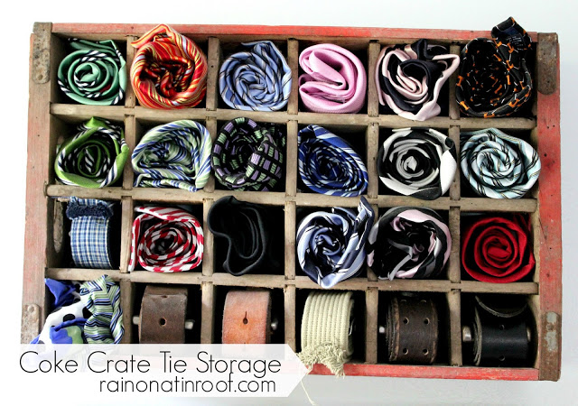 20 creative ways to maximize closet space by diy - Comment ranger les foulards ...