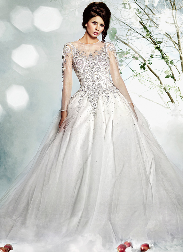 Sara Dar Wedding Dresses