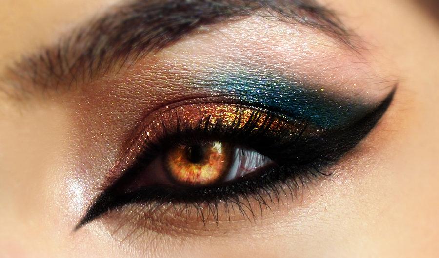 16 Glamorous Makeup Ideas