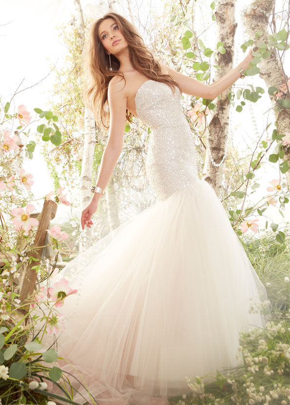 Jim Hjelm Bridal Gowns / Spring 2014