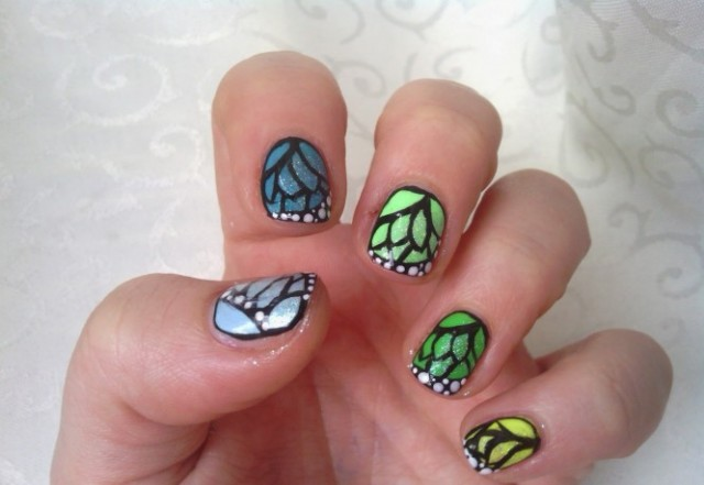 nail-art-designs-colorful-butterfly-nail-designs-for-short-nails-2013-loveliness-style-butterfly-nail-art-666x459