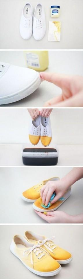 ombre-sneakers-diy