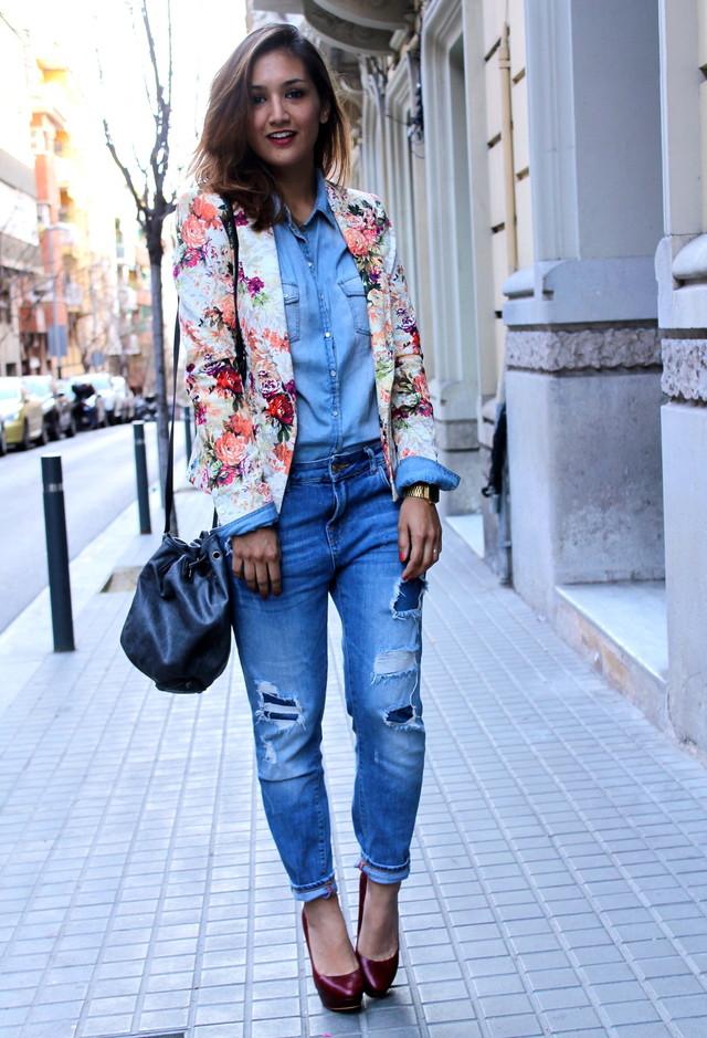 denim shirt a fashion favorite for a stylish look