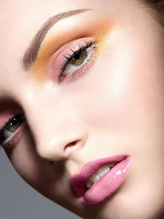 15-Best-Latest-Spring-Make-Up-Trends-Looks-Ideas-2013-10