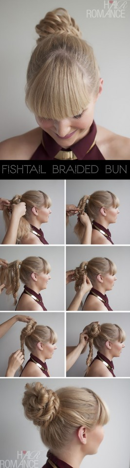 Hair-Romance-Fishtail-Braided-Bun-tutorial (1)