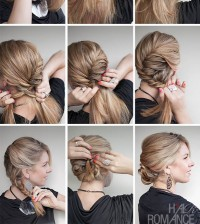 Hair-Romance-French-fishtail-braided-chignon-hairstyle-tutorial-copy