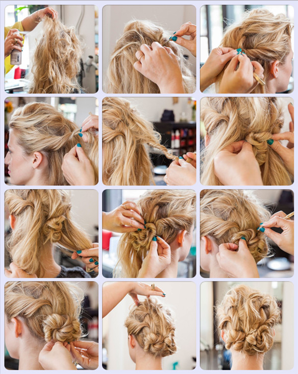 15 Different Hairstyles That Are Easily Obtained Even By The Average ...