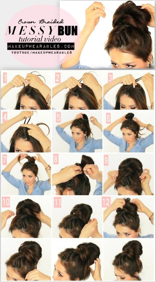 Phenomenal How To Do A Fishtail Braid Medium Hair Braids Short Hairstyles For Black Women Fulllsitofus