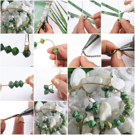 How-to-use-Magazine-to-make-jewelry-feel-necklaces-and-Earrings-step-by-step-DIY-tutorial-instructions-thumb-512x512