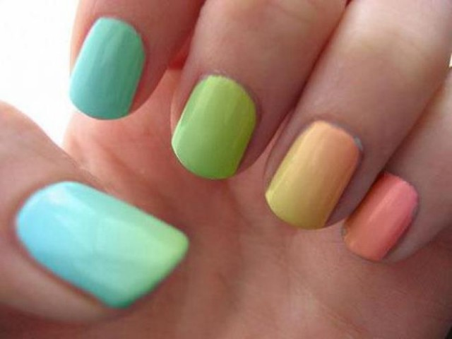 17 Spring Nail Trends