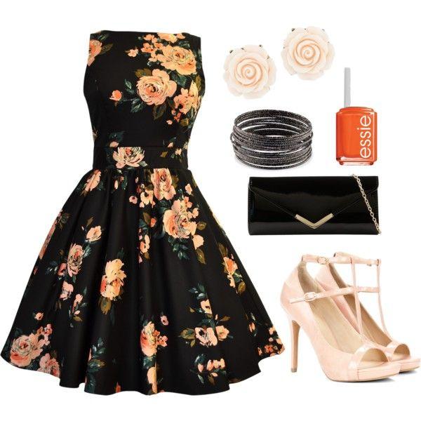 Polyvore dresses
