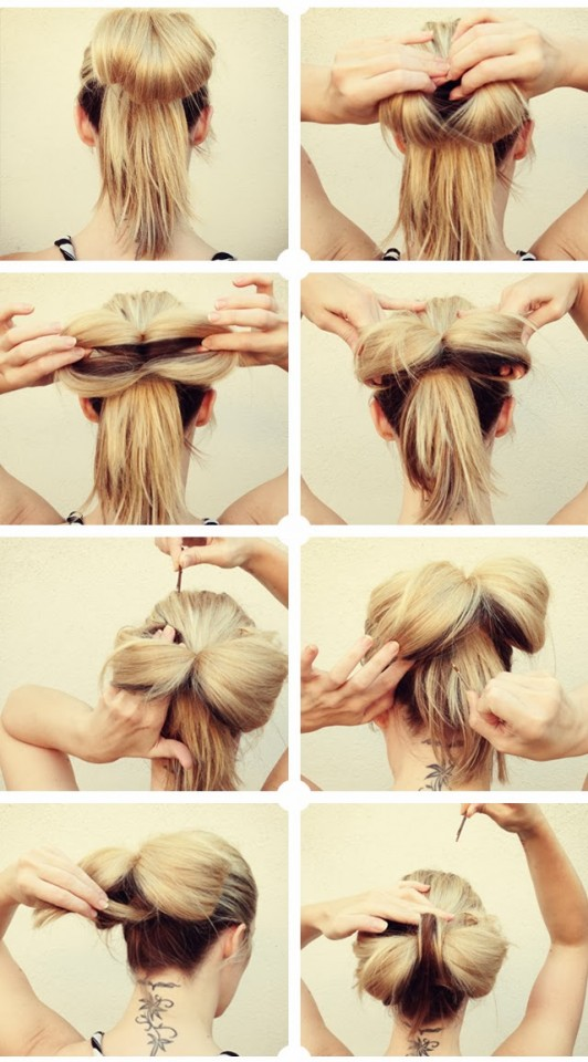 Simple Hair Styles Photos Do It Yourself Prom Hair Styles