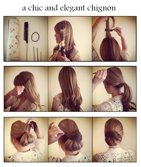 Enjoyable 15 Super Cute Hair Tutorials For Easter Brunch Hairstyles For Women Draintrainus