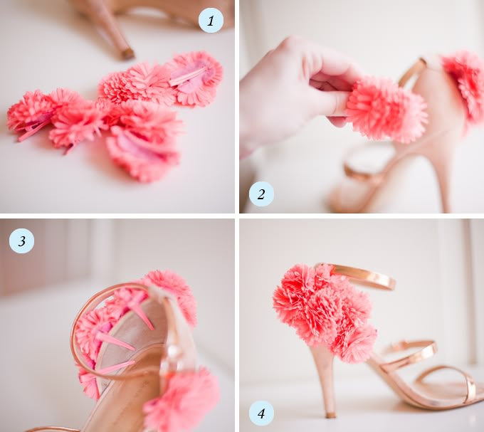 Easy to Make: DIY SHOES