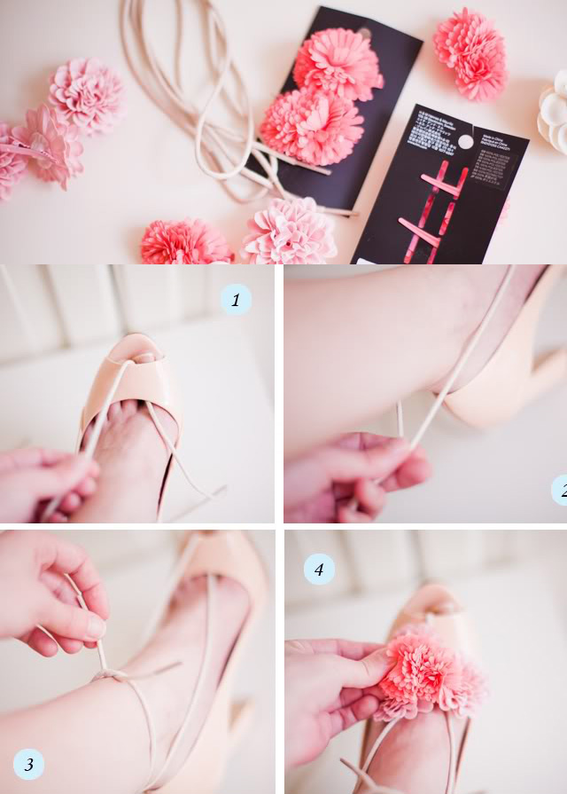 Easy to Make DIY Shoes