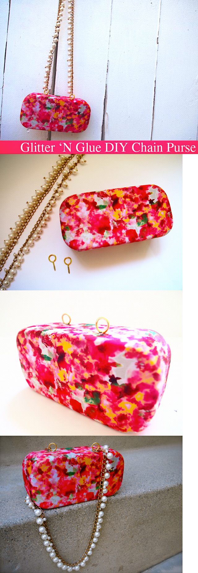 eyeglasses case purse