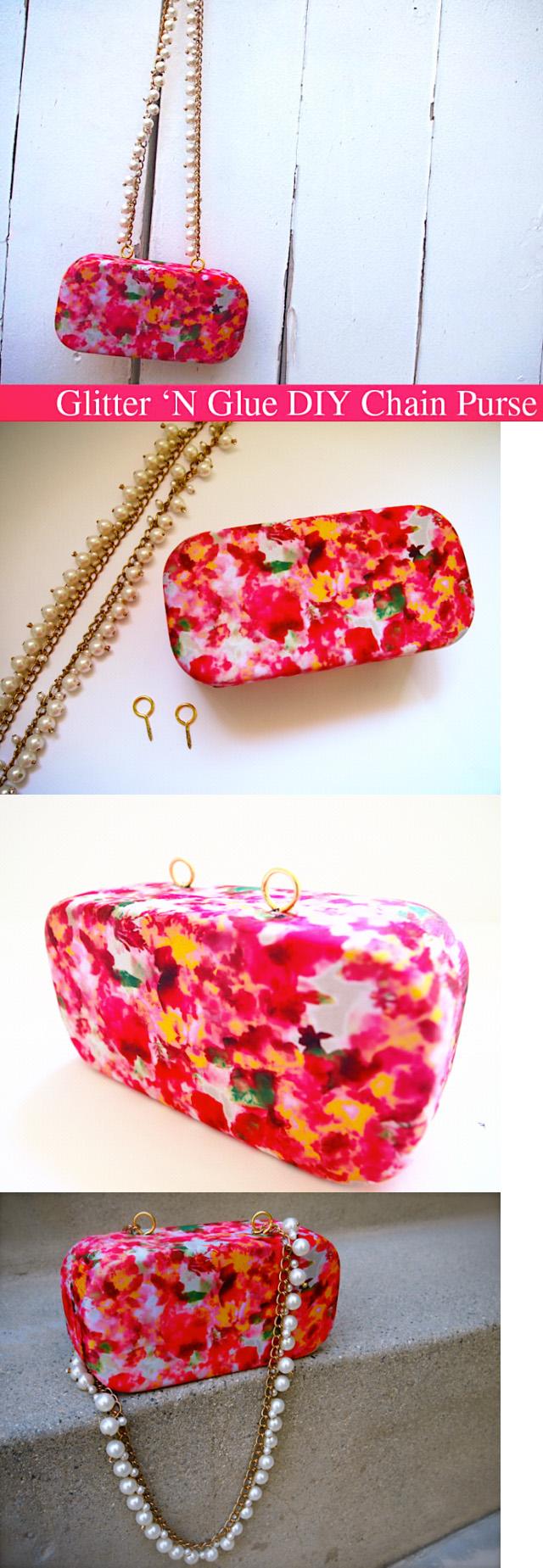 eyeglasses case purse