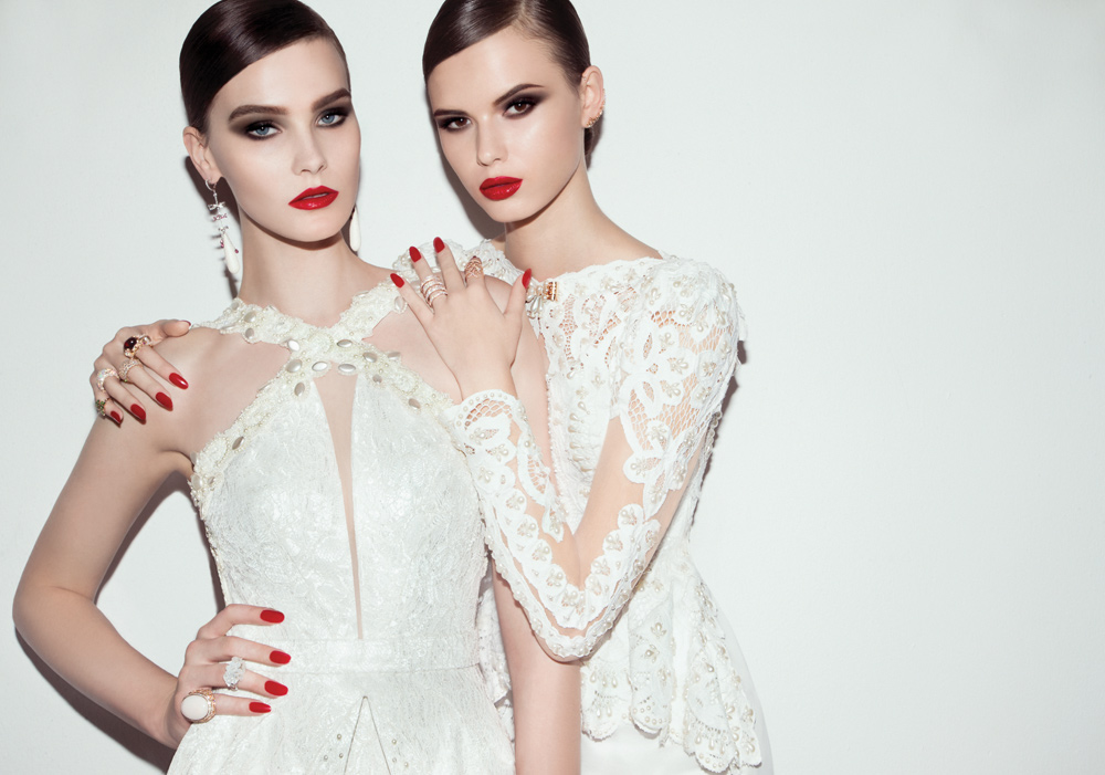 Amazing Bridal Collection By Elihav Sasson 2014
