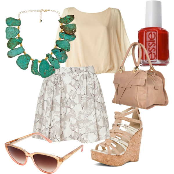 kourtney outfit polyvore