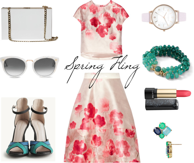 Breathtaking Polyvore Outfits Spring 2014