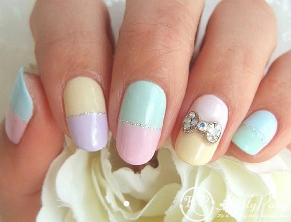18 Pastel Nail Designs