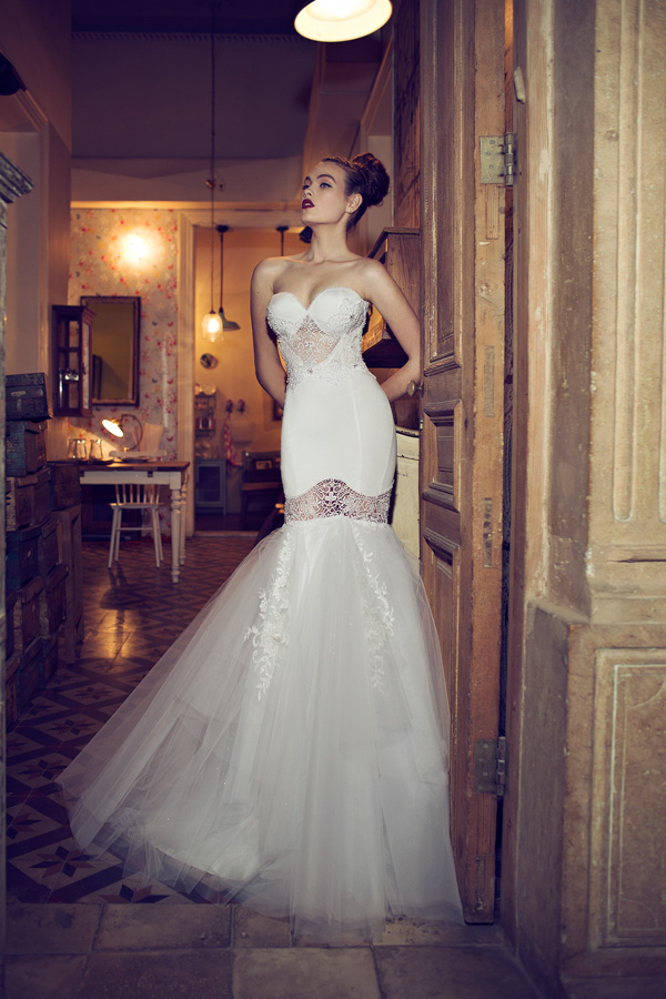 Irit Shtein Extraordinary 2014 Bridal Collection