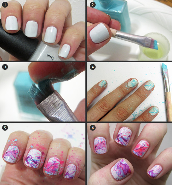 Cool nail designs to do yourself