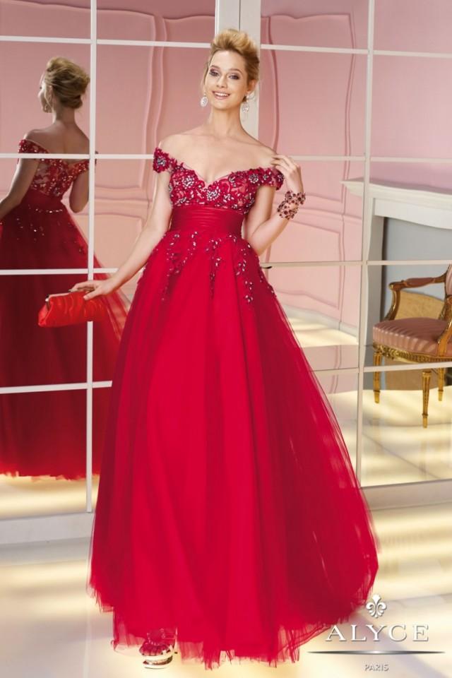 Alyce Wedding Dresses 46 Great