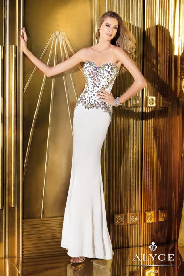 Alyce Wedding Dresses 54 Beautiful